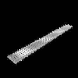 Thumbnail: Metal Rectangular Drain