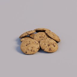 Thumbnail: chocolate chips cookies