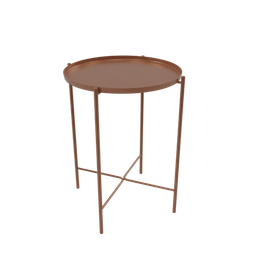 Thumbnail: Ammy Copper Side Table