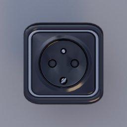 Thumbnail: socket_black