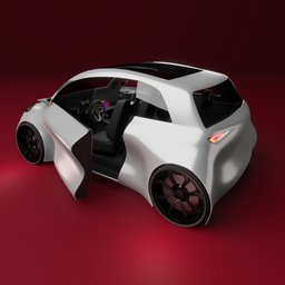 Thumbnail: Concept styled hatchback