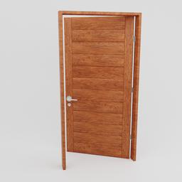 Thumbnail: Bedroom Door