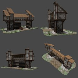 Thumbnail: Old Town Gate