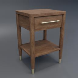Thumbnail: Hix Bedside Table