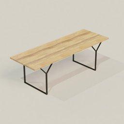 Thumbnail: Bamboo Table