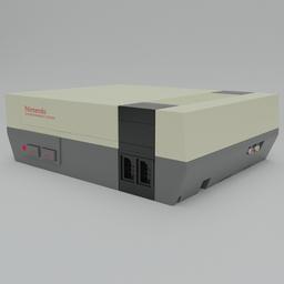 Thumbnail: Nintendo Entertainment System