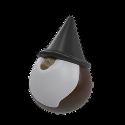 Thumbnail: Garden gnome ceramic-A