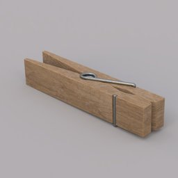 Thumbnail: wooden clothes peg