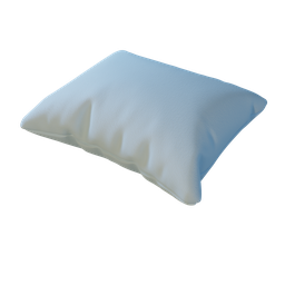 Thumbnail: Pillow 03 (blue)
