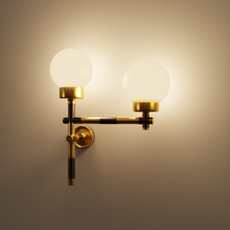 Thumbnail: Retro Wall Lamp