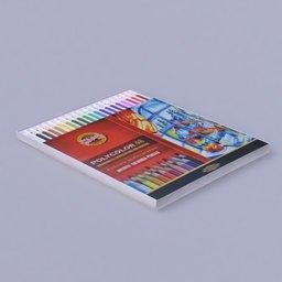 Thumbnail: colour pencils box