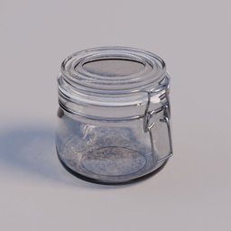 Thumbnail: Jar empty small