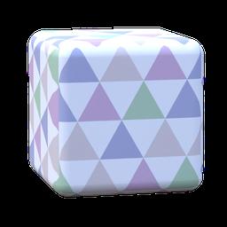 Thumbnail: triangles wallpaper
