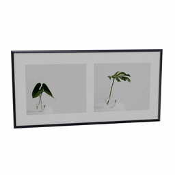 Thumbnail: Wall Picture Double Plant