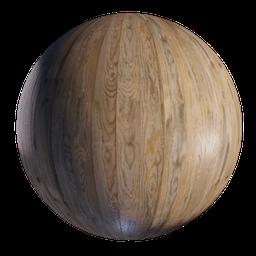 Thumbnail: Wood planks floor
