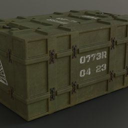 Thumbnail: Military Crate