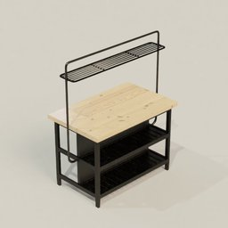 Thumbnail: Kitchen island