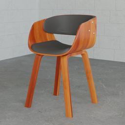 Thumbnail: Eames style dinig chair