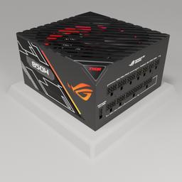 Thumbnail: ROG Thor 850W Platinum Power Supply Unit.