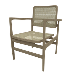Thumbnail: Wood chair