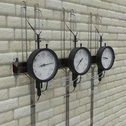 Thumbnail: Pressure gauge