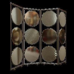 Thumbnail: Golden Mirror