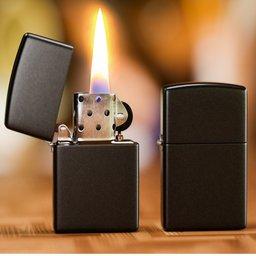 Thumbnail: Zippo lighter