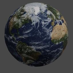 Thumbnail: Earth