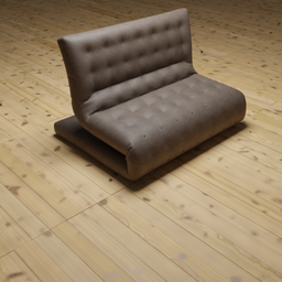 Thumbnail: Leather sofa 2 seater