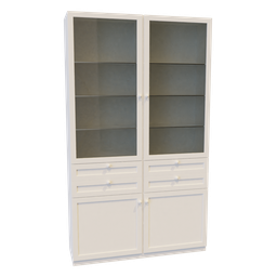Thumbnail: Cupboard White 140cm