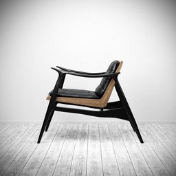 Thumbnail: Atra Lounge Chair