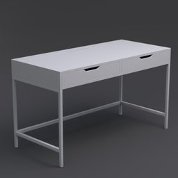 Thumbnail: White office table