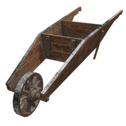 Thumbnail: Wheelbarrow