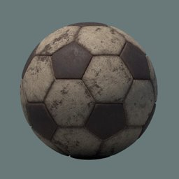 Thumbnail: football old