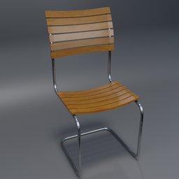Thumbnail: Chair Wood