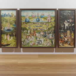 Thumbnail: The Garden of Earthly Delights