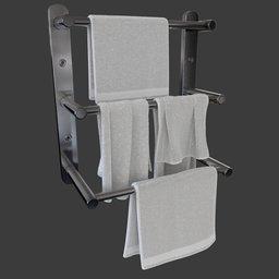 Thumbnail: Towel Rack 01