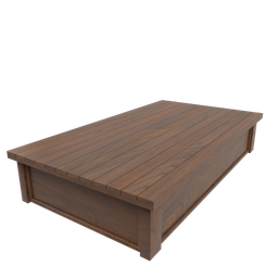 Thumbnail: Center table wood