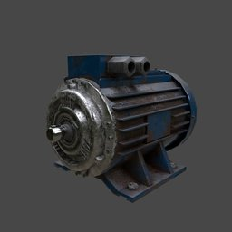Thumbnail: Electric motor