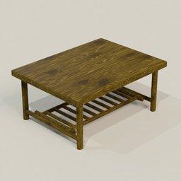 Thumbnail: Wooden Table