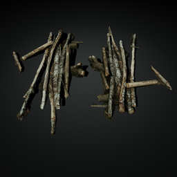 Thumbnail: Pile of logs 02