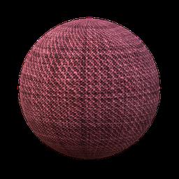 Thumbnail: Red linen