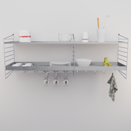 Thumbnail: String System (kitchen)