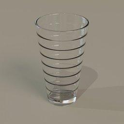 Thumbnail: Conic Tumbler Glass