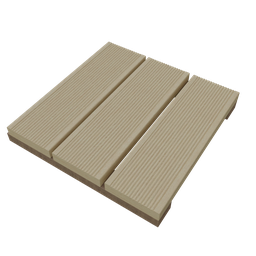 Thumbnail: Modular Wooden Mini Deck