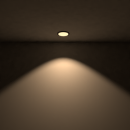 Thumbnail: built in spot lamp