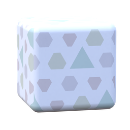 Thumbnail: geometric shapes wallpaper