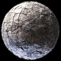 Thumbnail: Stone Slate Wall