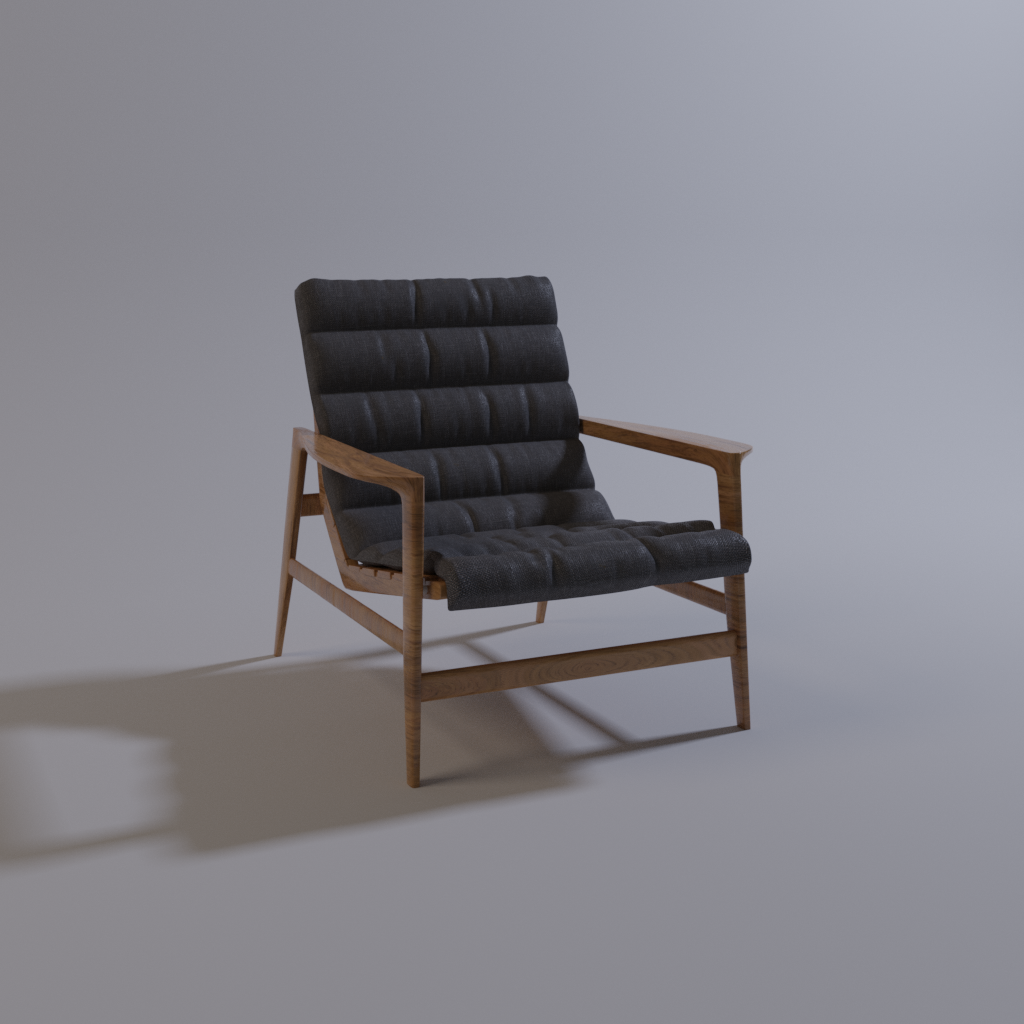 Super Blenderkit Seating Model Pelican Chair By Im7Thson Adrian Bralicious Painted Fabric Chair Ideas Braliciousco