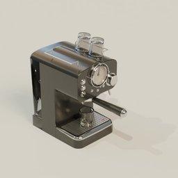 Thumbnail: Small Coffee Machine